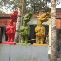 Beijing's 3 Tenors?
