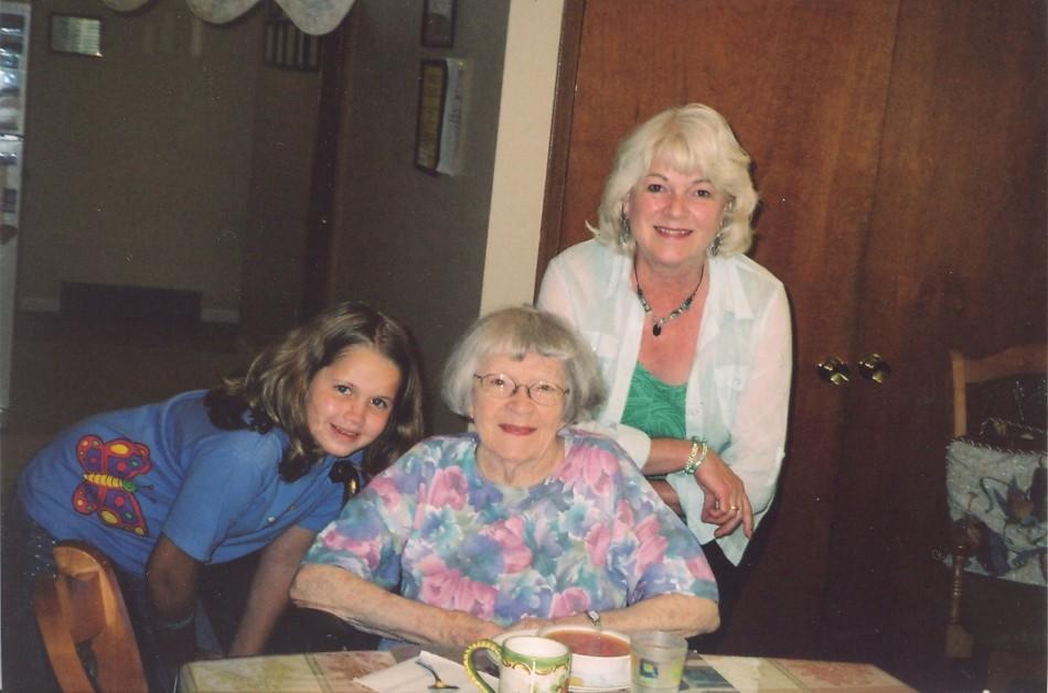 Mom's 89th Birthday