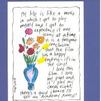 My Life is Like a Movie (Sally Huss)